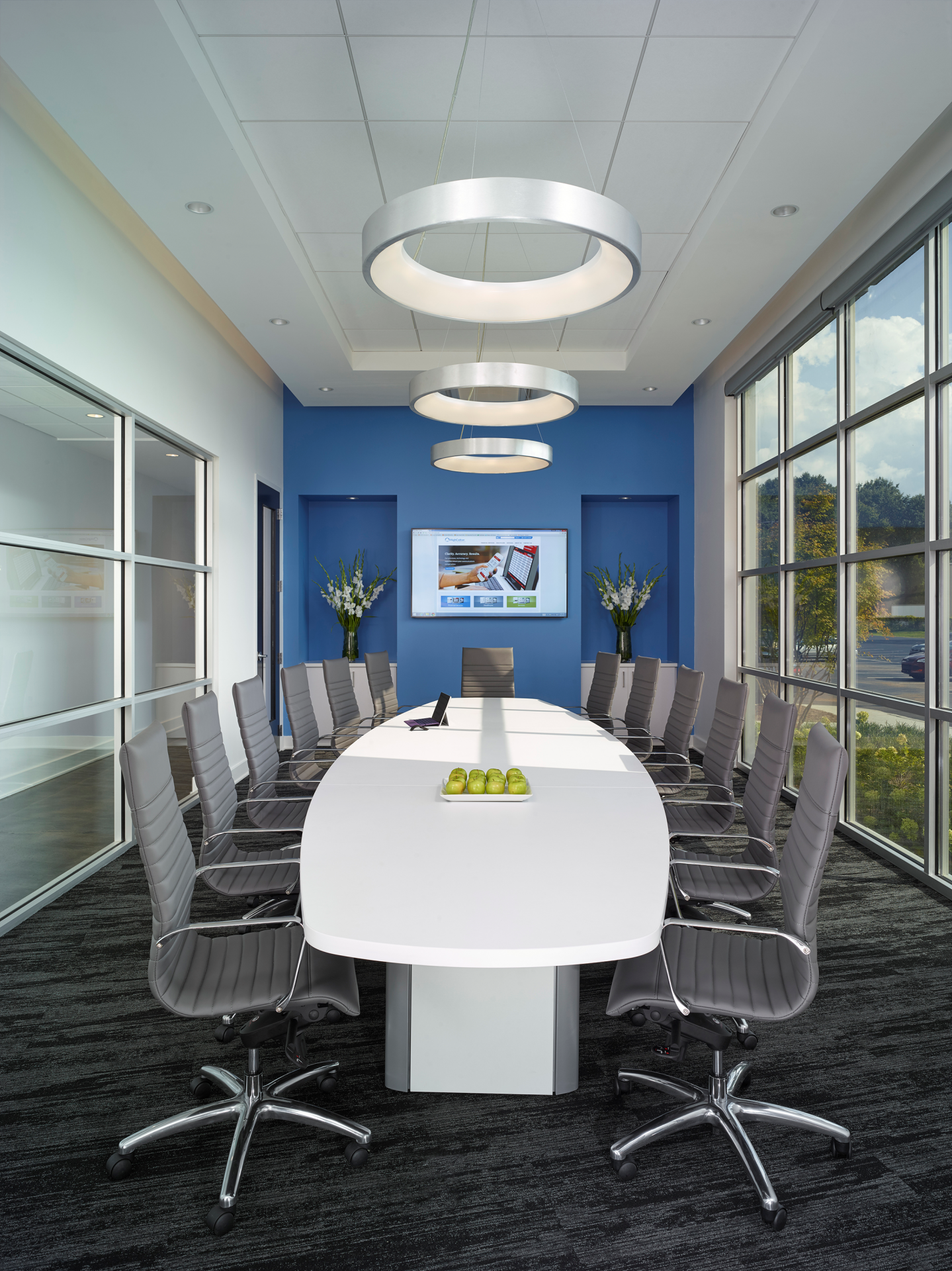 Conference Room Lighting Design: Walking In High Cotton