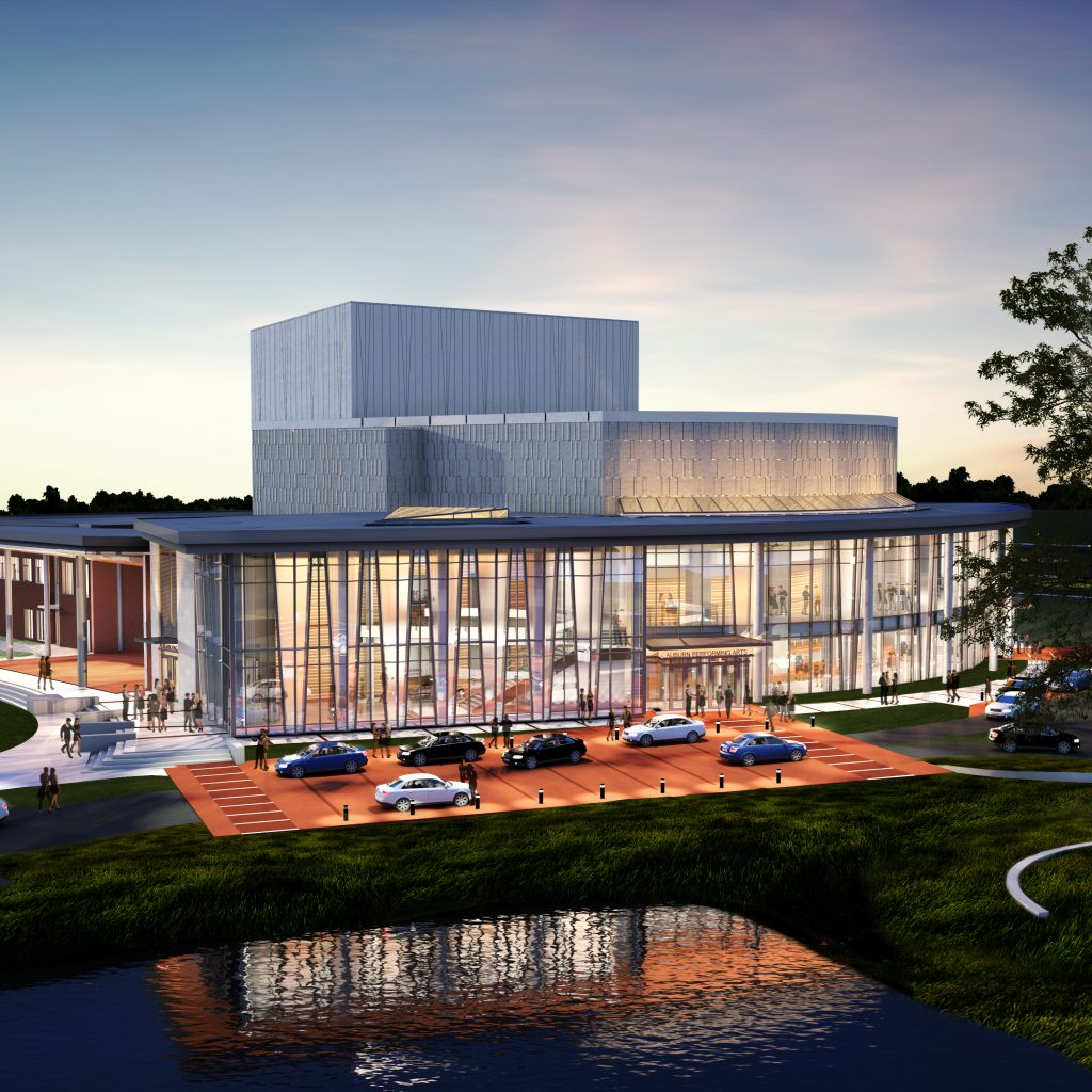 Performing Arts: New Performing Arts Center Planned For Auburn