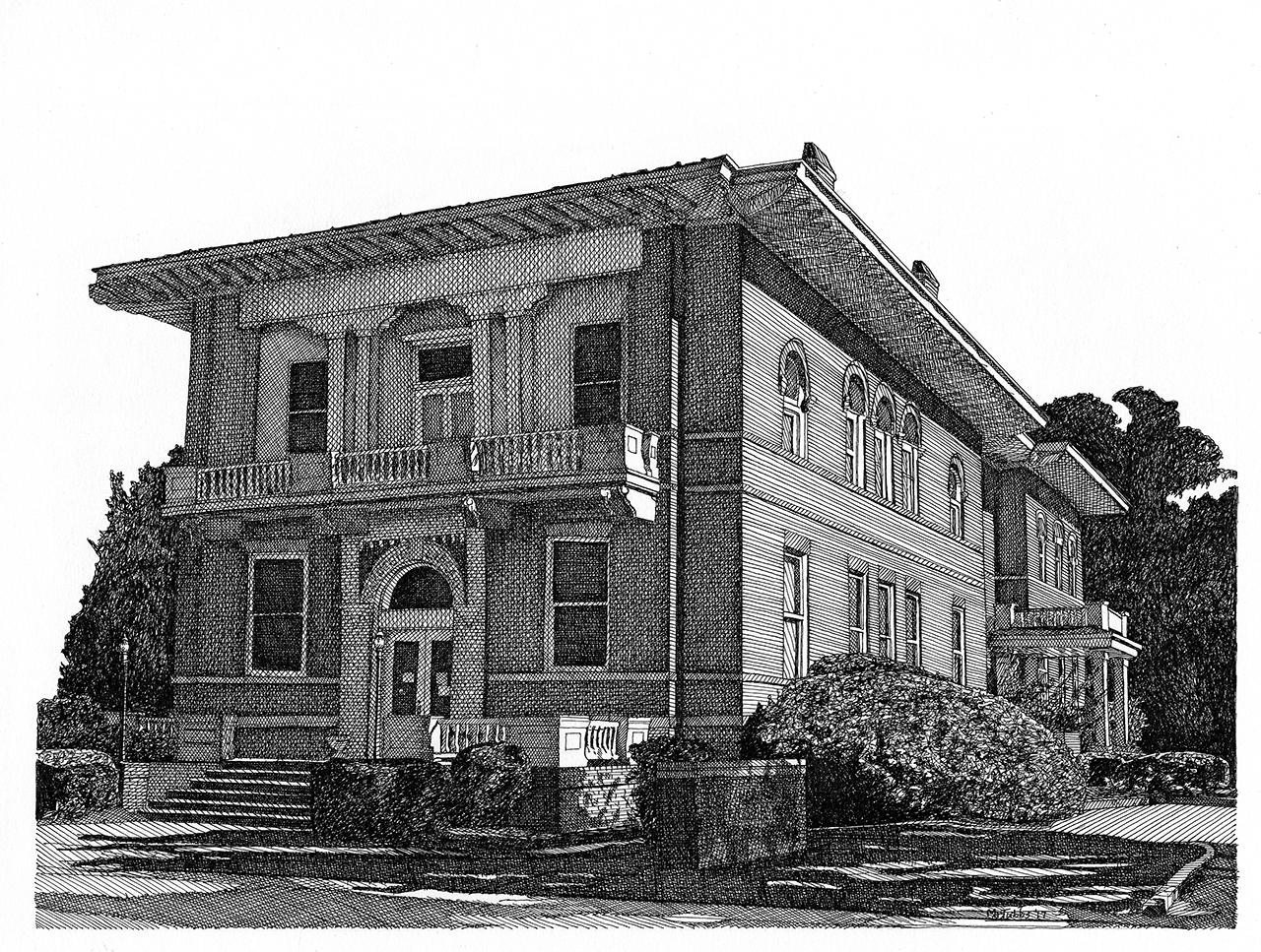 Alabama Architectural History Exhibit Debuts in Gadsden