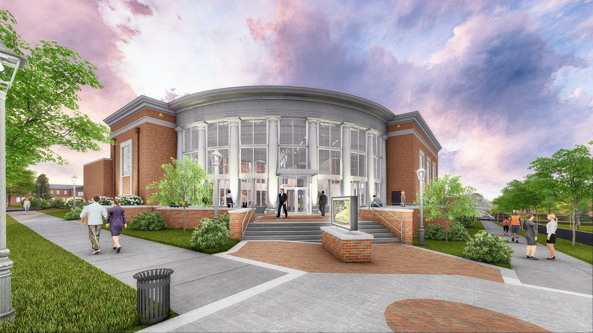 University Of Montevallo >> University Of Montevallo Center For The Arts To Open Fall